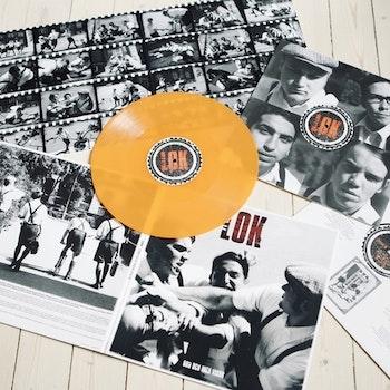 Ord Och Inga Visor - Vinylskiva (Orange)