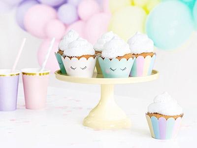 🧁 Cupcake Wrappers - Tingeltangel.se