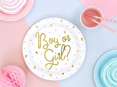 🐣 Gender Reveal - Tingeltangel.se