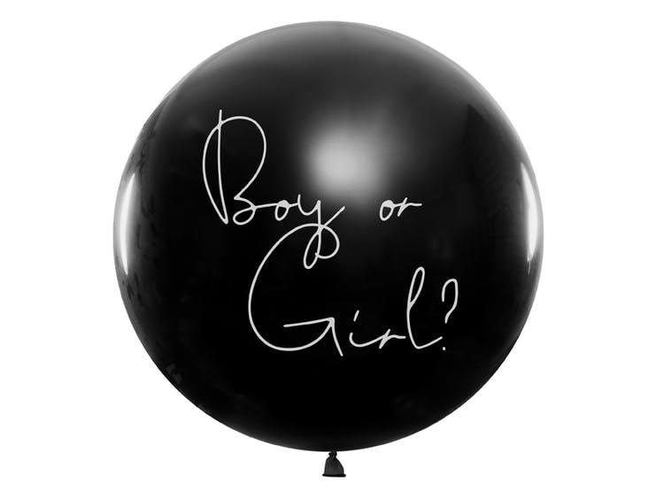 Gender Reveal ballong pojke