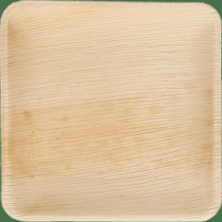 Palmbladstallrik, 6-pack