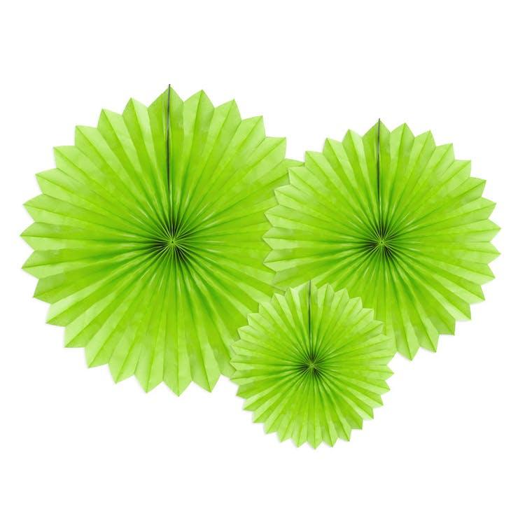 Pin Wheels äppelgrön, 3-pack