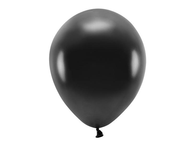Svart ekologisk ballong
