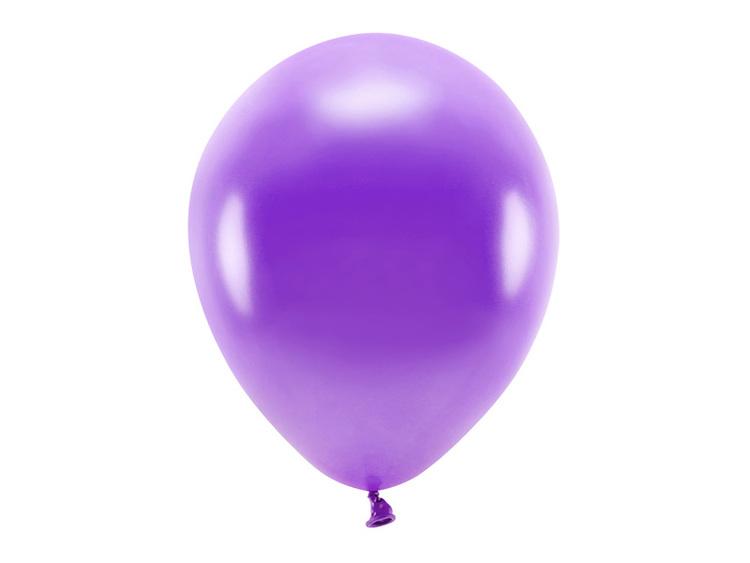Ekologiskt ballong i violett färg