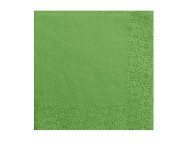 gröna servetter