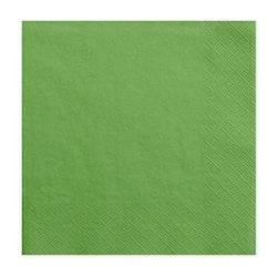 Servetter, gröna, 20-pack