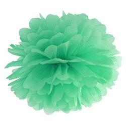 Pom Poms, mintgrön