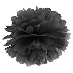 Pom Poms, svart