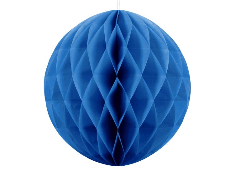 Honeycomb blå