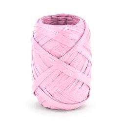 Snöre raffia, rosa