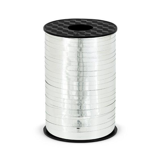 Ballongsnöre, metallic silver