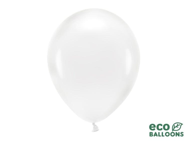 Transparenta ballonger