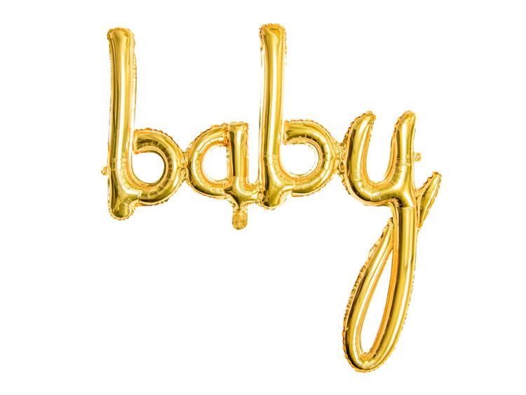 Baby Shower ballong