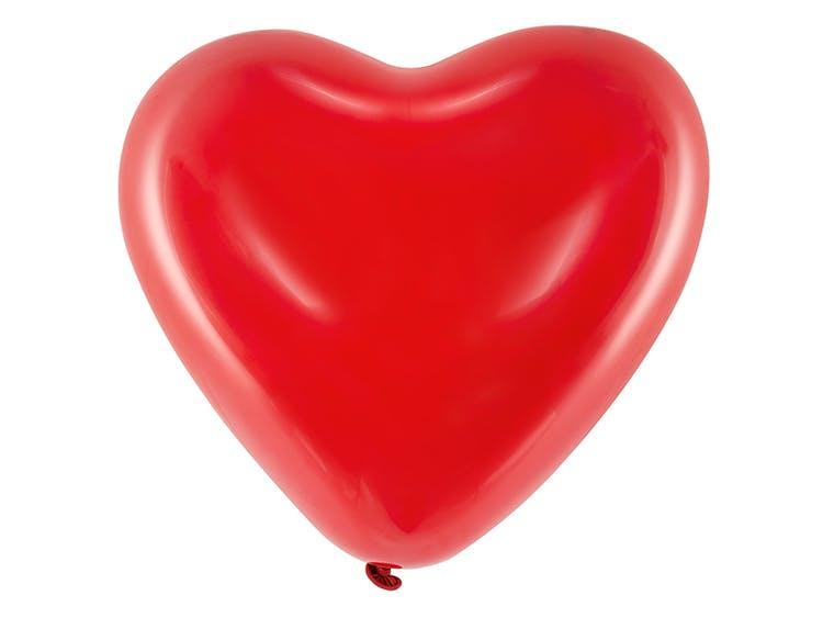 Ballong hjärta
