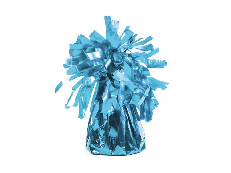 Ballongvikt, blå, 4-pack
