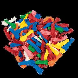 Vattenballonger, färgmix, 100-pack