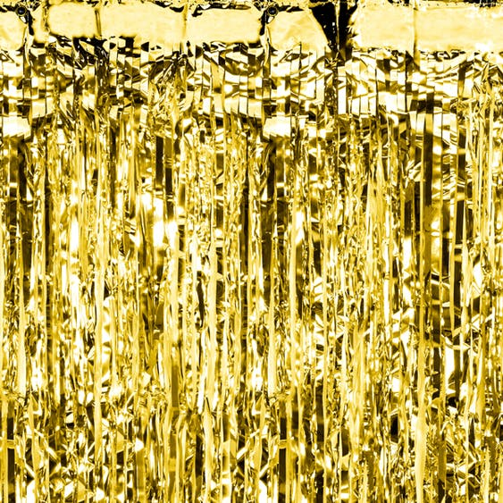 draperi i guld