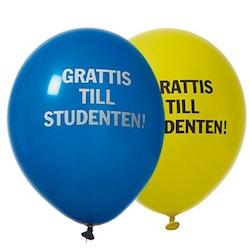 Ballong, Studenten, 8-pack