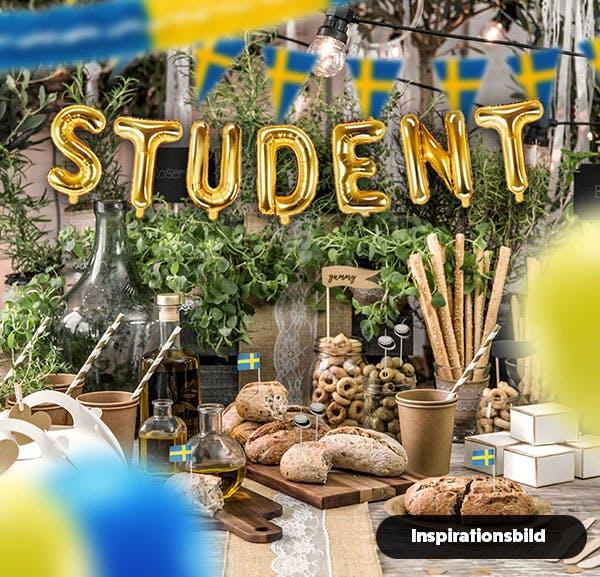student dekoration