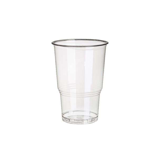 miljövänliga engångsglas