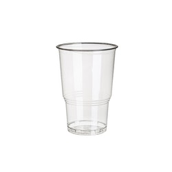 Engångsglas medium, 25-pack