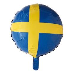 Folieballong, Sverige