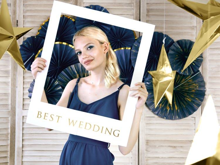 Fotoprops, bröllop