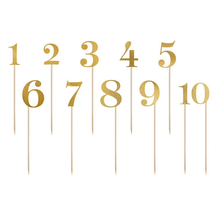 bordsnumrering bröllop
