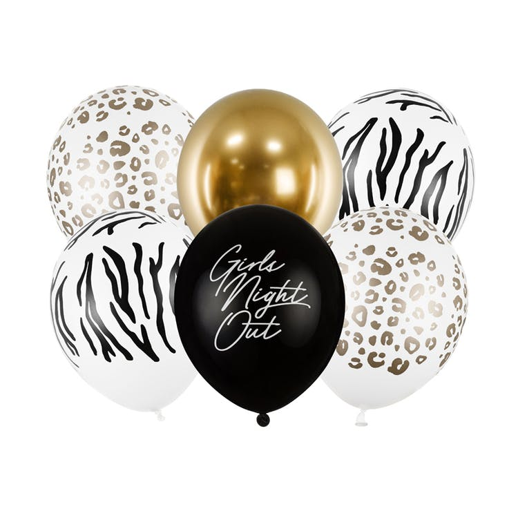 Möhippa ballonger