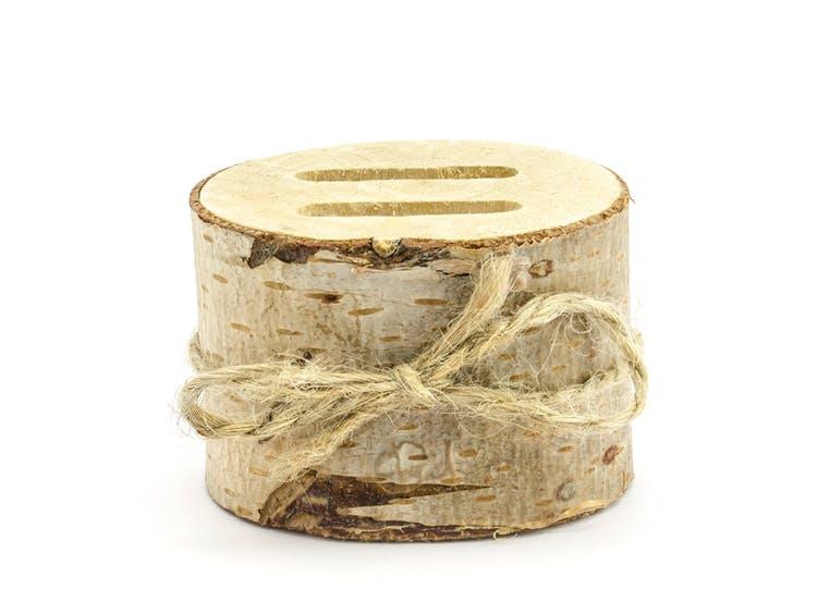 ringhållare i trä
