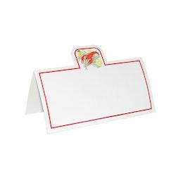 Placeringskort, kräftskiva, 10-pack