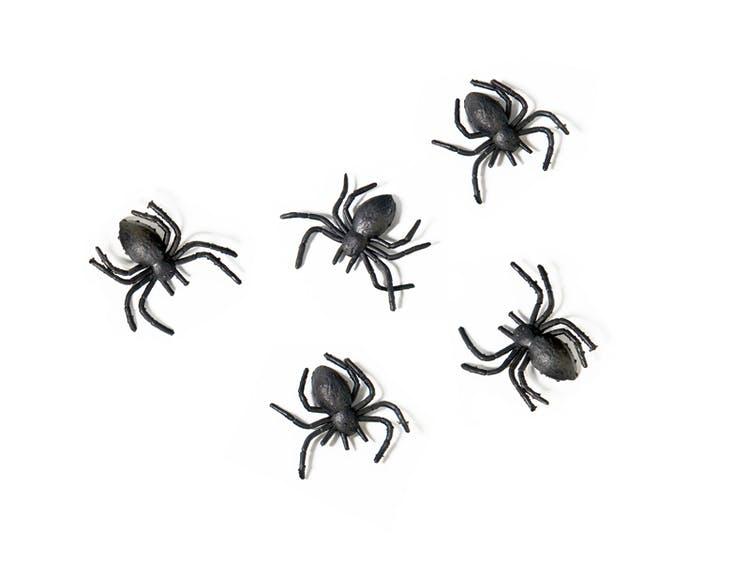 plastspindlar halloween