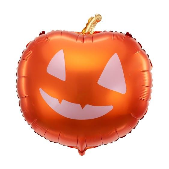 ballong pumpa halloween