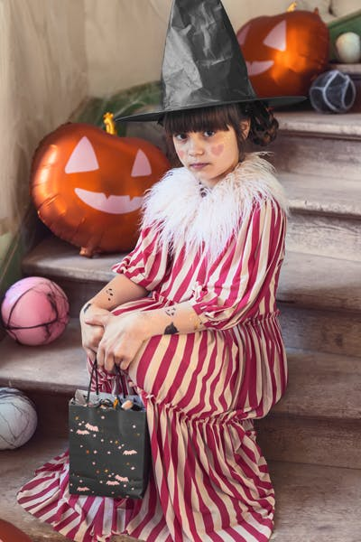 Folieballong, Halloween, Pumpa