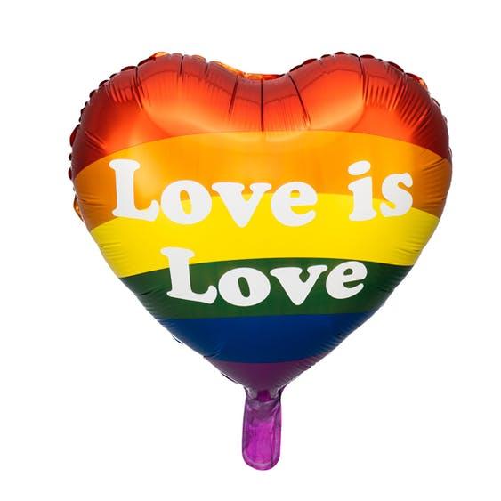 Pride ballong