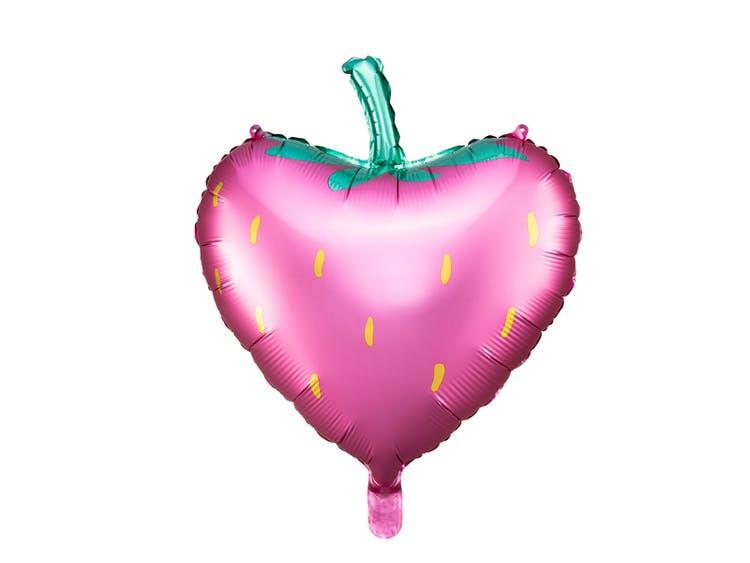 Ballong Jordgubbe