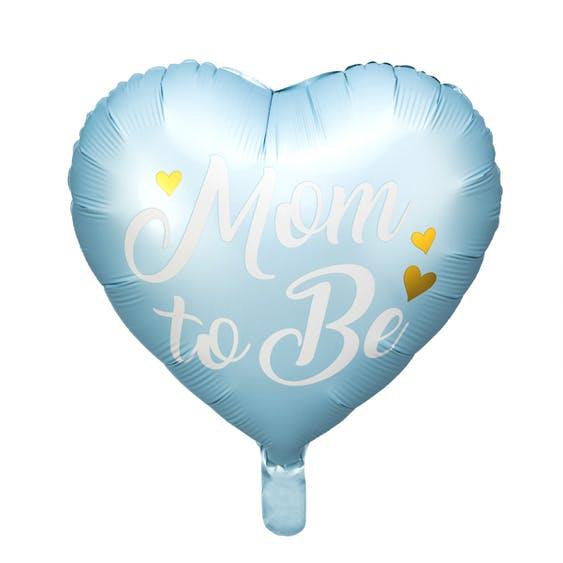 Baby Shower ballong pojke
