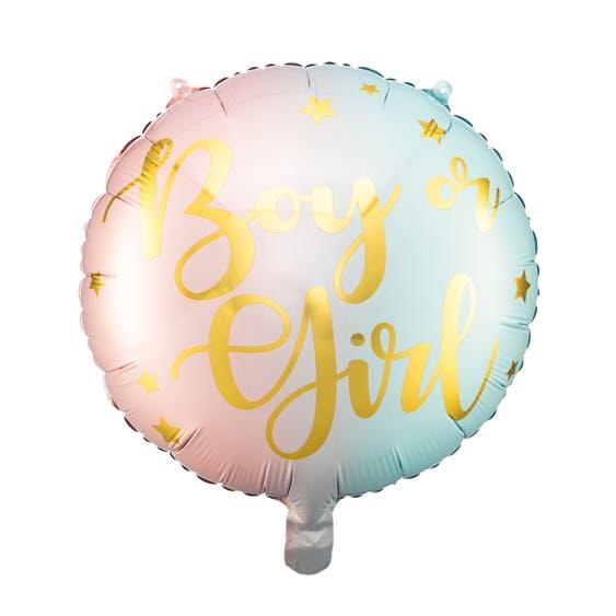 Gender Reveal ballong