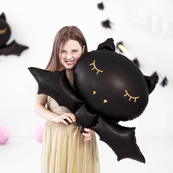 Folieballong, Halloween, Fladdermus