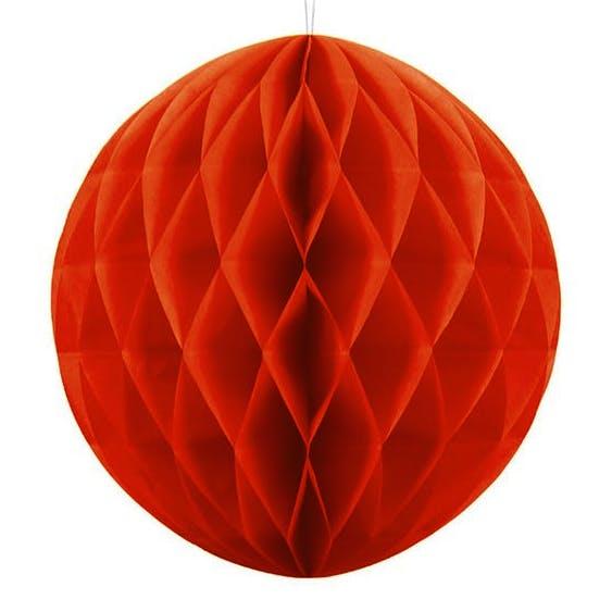 röd honeycomb