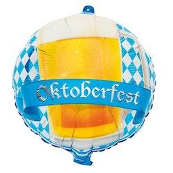 Folieballong, Oktoberfest, Rund