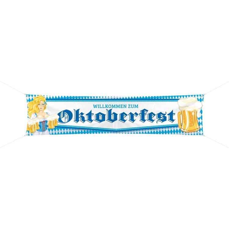 Oktoberfest flagga