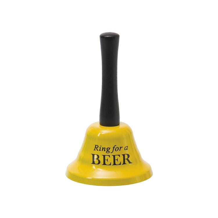 Klocka ring for beer