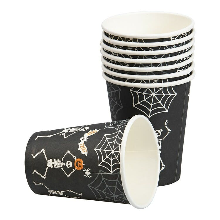 Pappersmuggar Halloween