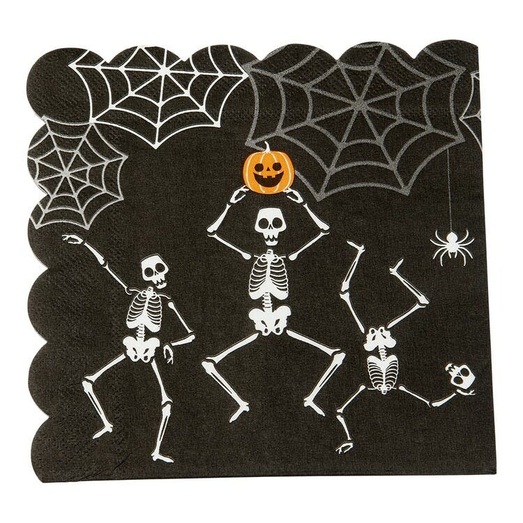 Servetter Halloween
