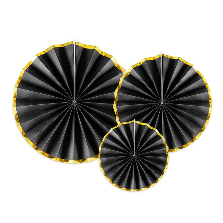 Pin Wheels svarta