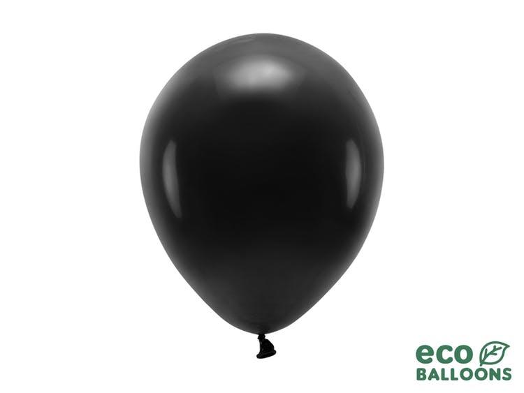 Ballongbåge paket, orange/svart