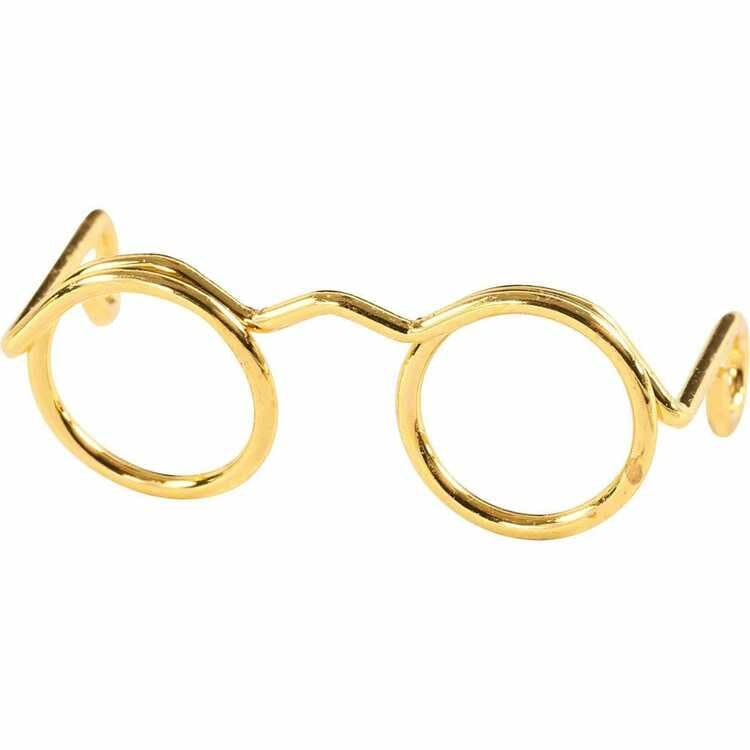 Glasögon Nissedörr