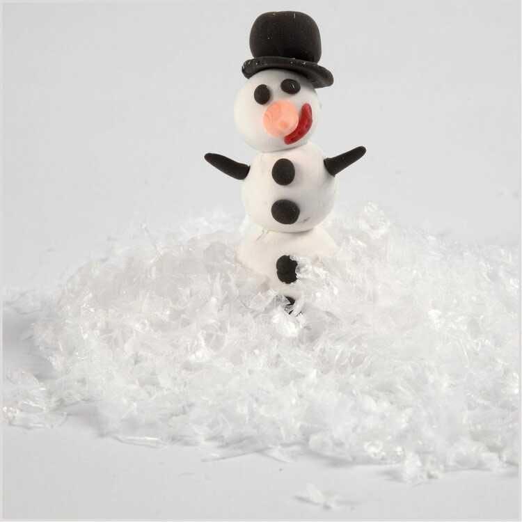 Konstgjord snö