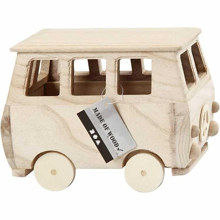 Nissedörr, Minibuss